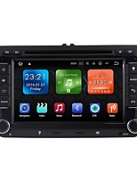 Android 7.1.2 Car DVD Player Multimedia System 7 Inch Quad Core Wifi EX-3G DAB for VW Magotan Focus 2007-2011 Golf 5 Golf 6 Caddy Polo V 6R WE7048