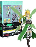 Anime Action Figures Inspired by Sword Art Online Aisha CM Model Toys Doll Toy