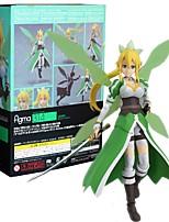 Figure Anime Azione Ispirato da Sword Art Online Aisha CM Giocattoli di modello Bambola giocattolo