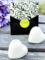 2 Hearts in One Salt and Pepper Shakers Beter Gifts®