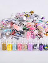 cheap -Nail Glitter Art Deco / Retro Shiny Nail Jewelry 0.177kg/box