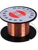 Fio de ligação de 0,1 mm fio de solda de cobre linha de salto de manutenção para telefone celular computador pcb ferramentas de reparo de