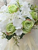 flores de la boda ramos de boda seda 9.84