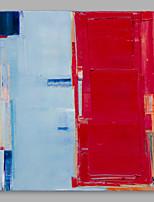 Dipinta a mano Astratto Artistico Un Pannello Tela Hang-Dipinto ad olio For Decorazioni per la casa