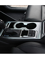 preiswerte -Automobil Getriebeabdeckungen Autoinnenräume zum Selbermachen Für Hyundai 2015 2016 2017 Neue Tucson Metall