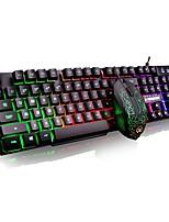 g160 mini clavier de jeu lumineux&Souris