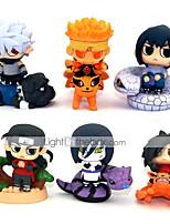 economico -Figure Anime Azione Ispirato da Naruto Hatake Kakashi CM Giocattoli di modello Bambola giocattolo