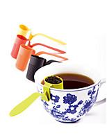 colador plástico del té del ml, fabricante