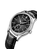MEGIR Men's Casual Watch Fashion Watch Dress Watch Wrist watch Quartz Leather Band Casual Cool