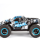 baratos -Carro com CR SYMA MM2611 Canal 4 2.4G Off Road Car 1:16 Electrico Escovado 20 KM / H