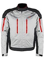 Hommes maille moto veste de protection anti-chute coupe-vent protecteur chaud gear pour motorsport