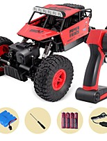 RC Car Off-road 2.4G Off Road Car High Speed 4WD Drift Car Buggy Rock Climbing Car 1:14 Brush Electric 20 KM/H Remote Control