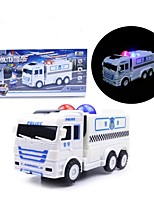 cheap -LED Lighting Police car Toys Toy Shape Holiday Music Birthday Lighting Voice Electric Classic Kids Pieces