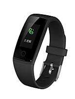 Smart Bracelet Calories Burned Pedometers Pedometer Sleep Tracker Alarm Clock Call Reminder Sedentary Reminder Bluetooth 4.0 iOS Android