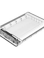 orico 3139u3 3,5-дюймовый прозрачный корпус hdd корпус usb 3.0 5gbps sata3.0 поддержка uasp 8tb приводы для ноутбука настольные ПК