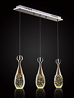 Модерн Подвесные лампы Назначение Гостиная Спальня кафе AC 220-240 AC 110-120V Да