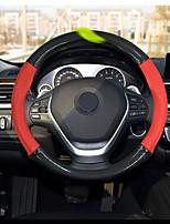 Automobile Protège Volant(Fibre de Carbone)Pour BMW Toutes les Années Série 3 Série 5 X1 X6 X4 Série 2
