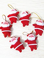 cheap -6pcs Christmas Decorations Christmas OrnamentsforHoliday Decorations,0.032