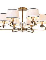 abordables -Moderno/Contemporáneo Lámparas Colgantes Para Dormitorio Habitación de estudio/Oficina AC 100-240V Bombilla incluida