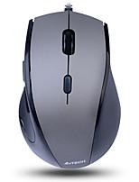 A4tech n-740x souris de bureau filaire usb 6 clés 1000dpi avec 150cm câble