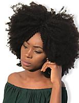Human Hair Malaysian Natural Color Hair Weaves Hair Extensions 1pc Black