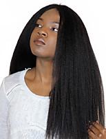 Натуральные волосы Бразильские волосы Человека ткет Волосы Наращивание волос 1шт Черный