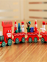Christmas Decorations Christmas Gifts Christmas Toys Train Toys Train Holiday Kids Classic Snowman Kids Adults' 1 Pieces