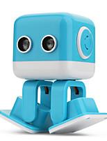 Недорогие -RC-робот F9 Внутренние и персональные роботы 2.4G Мини пение Танцы Чехол в комплекте Контроль APP LED Ультразвук С Speaker Music Да