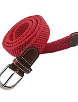 Women's Skinny Belt,Casual Solid
