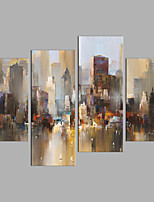Stretched Canvas Print Modern,Four Panels Canvas Any Shape Print Wall Decor For Home Decoration