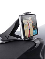 billiga -Bil Universal / Mobiltelefon Montera stativhållare Instrumentbräda Universal / Mobiltelefon Spänne typ Plast Hållare