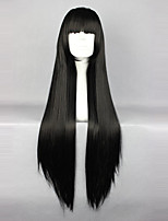 cheap -Cosplay Wigs Dead Shana Anime Cosplay Wigs 80 CM Heat Resistant Fiber Unisex