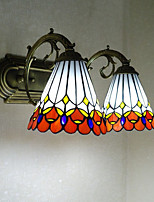 Ambient Light Wall Sconces 40 E27 Retro/Vintage Stainless Steel For