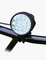 ANOWL 6265 LED Light LED 9000 lm 3 Mode Cree XM-L T6 Easy Carrying High Quality Cycling/Bike Black
