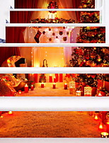 cheap -Christmas Wall Stickers Plane Wall Stickers Decorative Wall Stickers,Vinyl Material Home Decoration Wall DecalFor