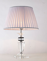 cheap -Ambient Light Crystal Table Lamp Eye Protection On/Off Switch AC Powered 220V Light Pink