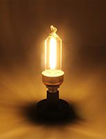 1 pièce 5W E14 Ampoules à Filament LED C35 4 diodes électroluminescentes COB Blanc Chaud 400lm 2200-2700K AC 100-240V