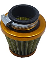 44-мм высокоэффективный воздушный фильтр для 150 200 кубометров на мотоцикле для мотоциклов на мотоциклах atv crf70