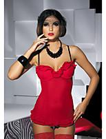 Ultra Sexy Vêtement de nuit Femme Solide-Fin