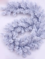 1pc Christmas Ornaments Garland for Holiday Decorations 270*25