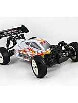 economico -Auto RC JJRC 10421-S 2.4G Off Road Car 1:10 * KM / H