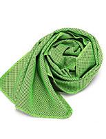 Style frais Serviette,Solide Qualité supérieure Polyester/Coton Serviette