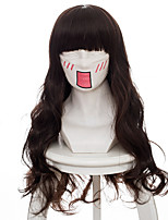 Parrucche Cosplay Codice: Realizzare Cardia Beckford Anime Parrucche Cosplay 75 CM Tessuno resistente a calore Donna