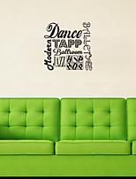 Tempo libero Adesivi murali Adesivi aereo da parete Adesivi decorativi da parete,Vinile Materiale Decorazioni per la casa Sticker murale
