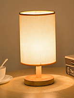 5 Simple Retro/Vintage Novelty Traditional/Classic Modern/Contemporary Desk Lamp , Feature for Mini Style Eye Protection , with Wood Use