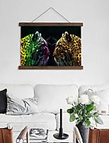 Недорогие -Декор стены Дерево Абстракция Предметы искусства,Дерево искусства стены из 1