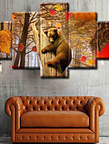 Canvas Set Classic,One-piece Suit Canvas Vertical Panoramic Print Wall Decor For Home Decoration