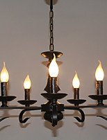 Modern/Contemporary Chandelier For Living Room Bedroom Study Room/Office AC 110-120 AC 220-240V Bulb not included