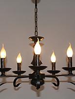 Модерн Люстры и лампы Назначение Гостиная Спальня Кабинет/Офис AC 220-240 AC 110-120V Лампы не включены