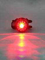 Bike Lights LED LED Cycling Gleam Lithium 180 Lumens Built-in Li-Battery Powered Red Camping/Hiking/Caving Cycling/Bike